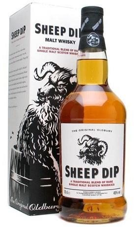 sheep dip scotch whisky