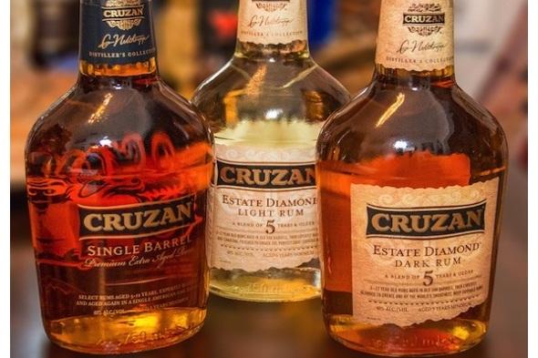 cruzan rum distiller's collection