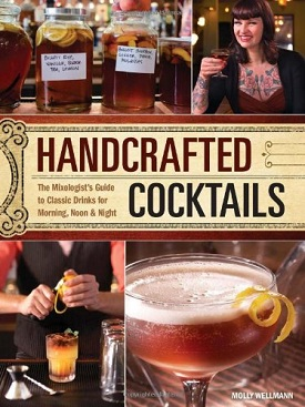 handcrafted cocktails by molly wellmann