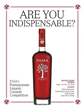 pama are you indispensable cocktail contest