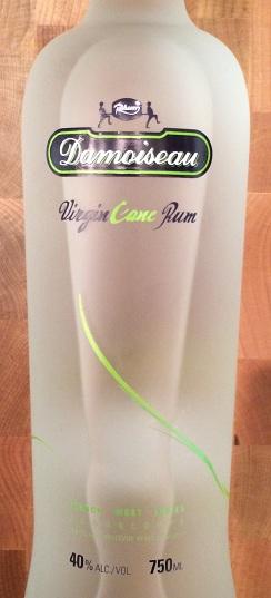damoiseau virgin cane rum