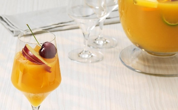 gin punch recipe