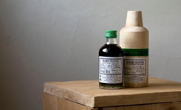 Chartreuse Elixir Vegetal