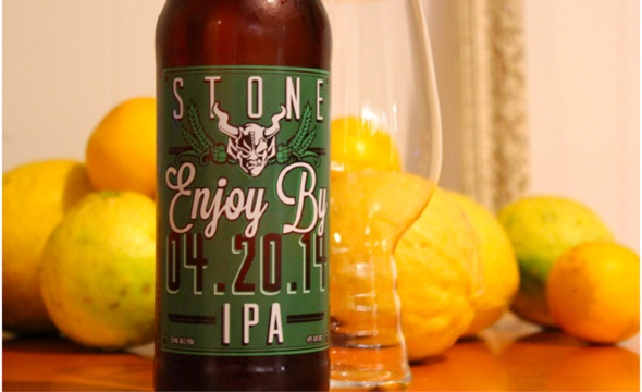 stone enjoy by 4.20 ipa