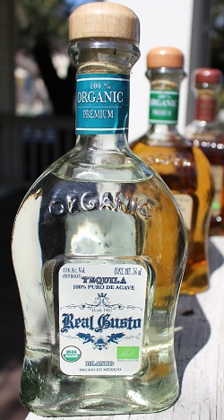 real gusto blanco tequila