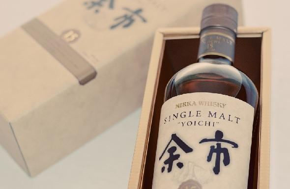 yoichi 15 japanese whisky