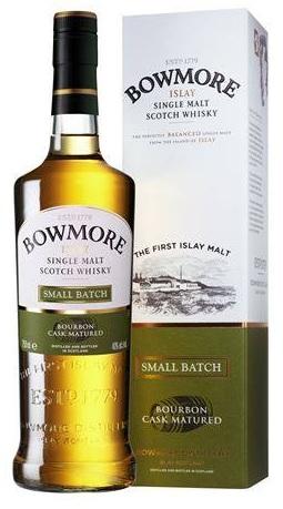 bowmore small batch scotch whisky