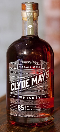 clyde may's whiskey