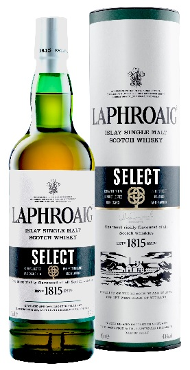 laphroaig select scotch