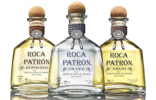 roca patron silver tequila