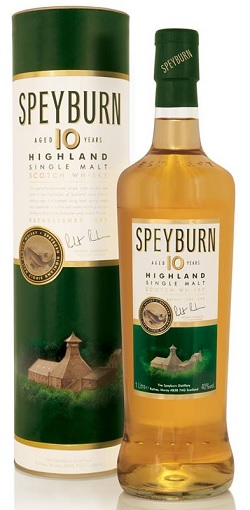 Speyburn 15 Year Old: Speyburn 10 Year Old Scotch Whisky Review