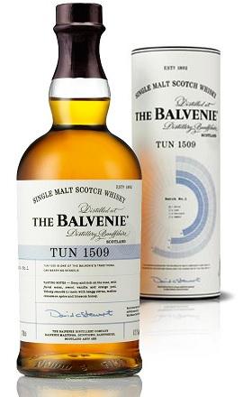 balvenie tun 1509 scotch whisky