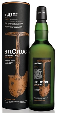 ancnoc rutter scotch whisky
