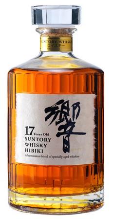 hibiki 17 japanese whisky