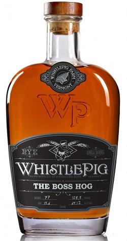 whistlepig boss hog spirit of mortimer rye