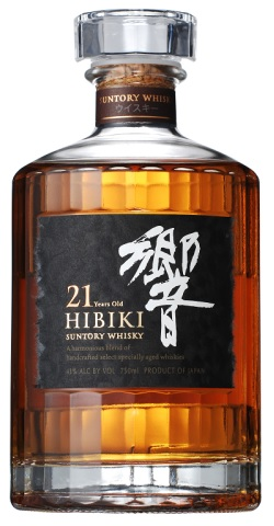 hibiki 21 japanese whiskey