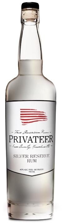 privateer silver reserve rum