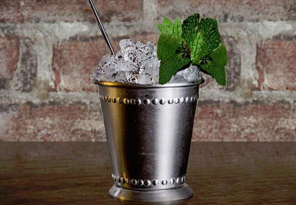 grandstand julep cocktail