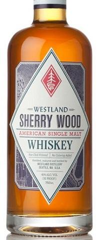 westland sherry wood single malt whiskey