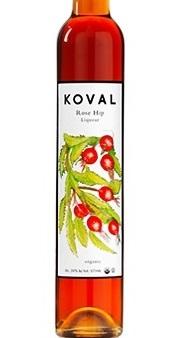 koval rose hip liqueur