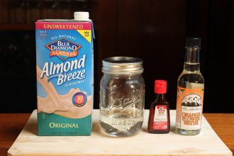orgeat syrup ingredients