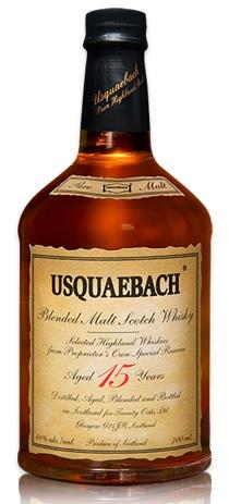 usquaebach 15 year scotch