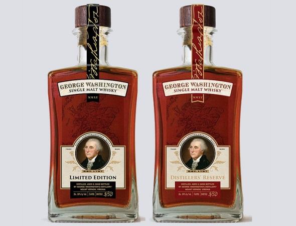 george washington single malt whisky