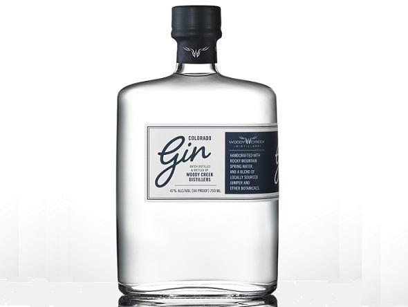 woody creek colorado gin