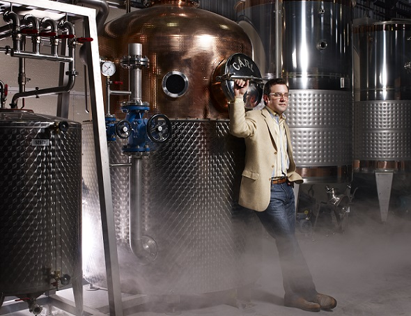 Allen Katz, New York Distilling Company