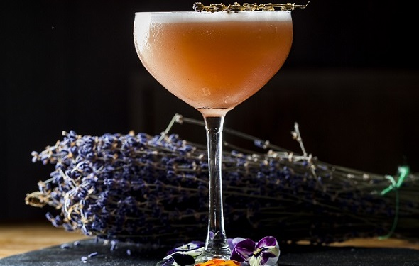 lavender lady cocktail recipe