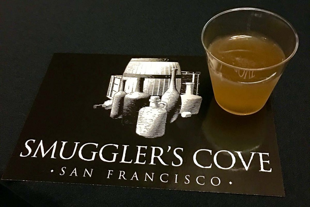 golden state of cocktails 2016 smugglers cove