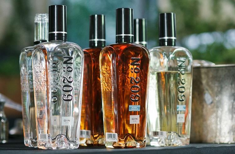 distillery no. 209 gin