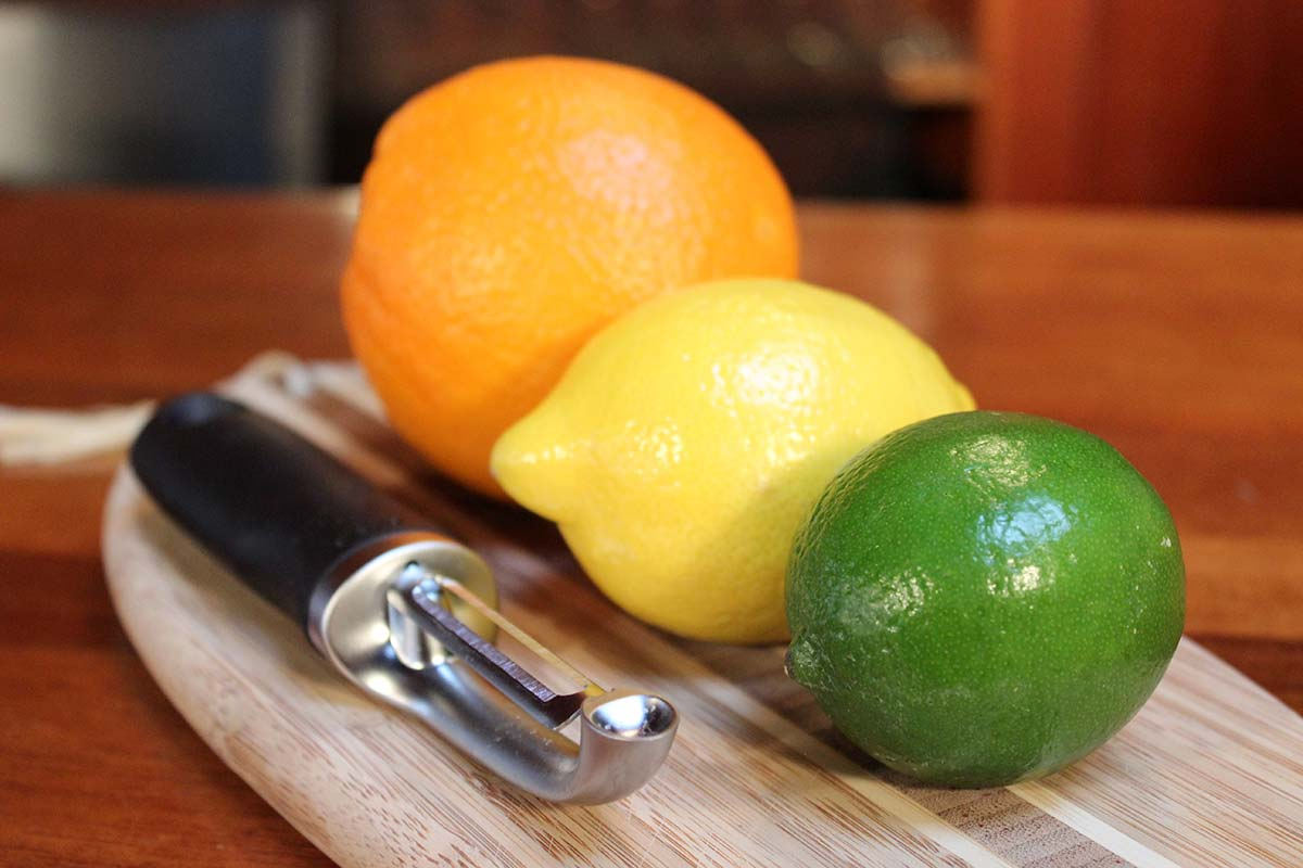 Why Cocktails Love Citrus