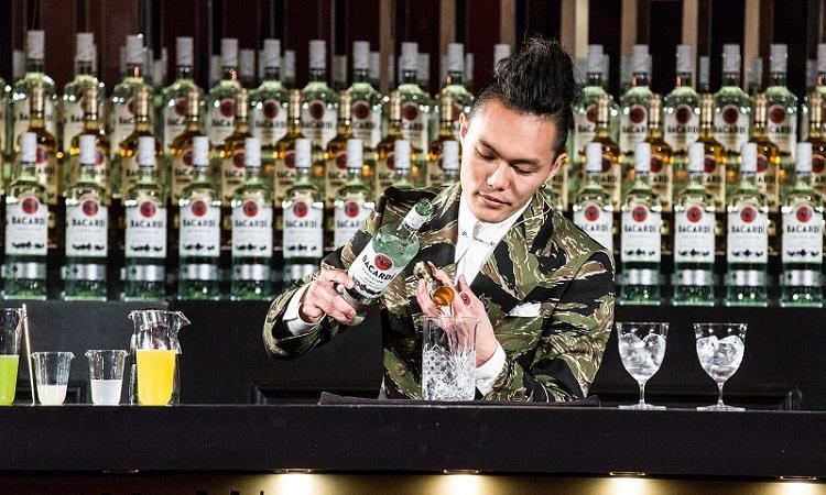 Gn Chan bacardi legacy cocktail