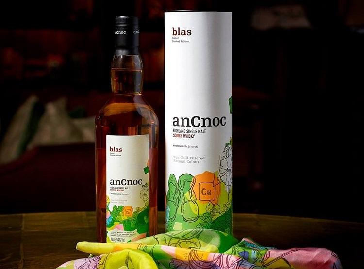 ancnoc blas scotch whisky