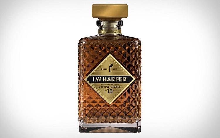 iw harper 15 year bourbon