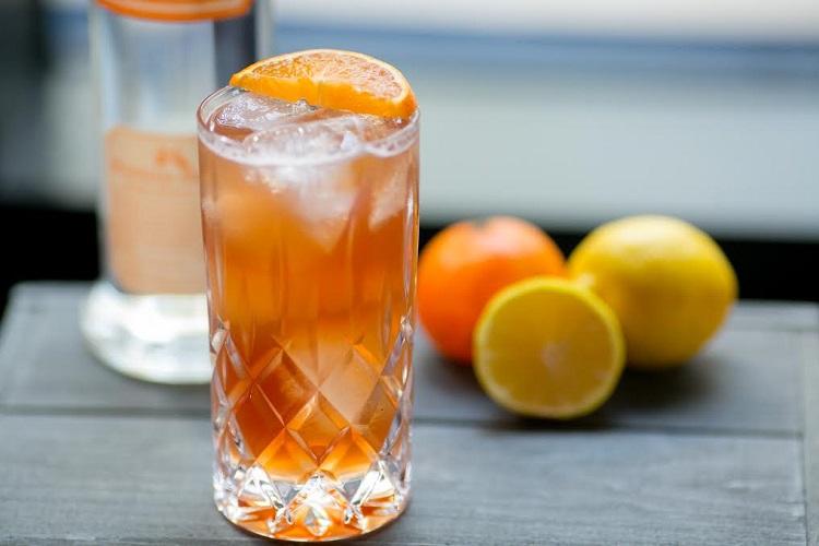 mandarin cooler