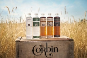corbin cash sweet potato spirits bottles