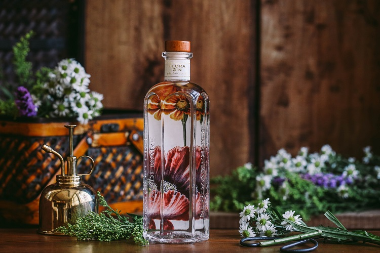 tamworth distilling flora gin