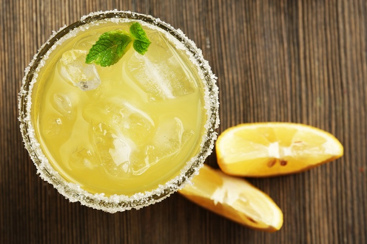 tierra d oro cocktail
