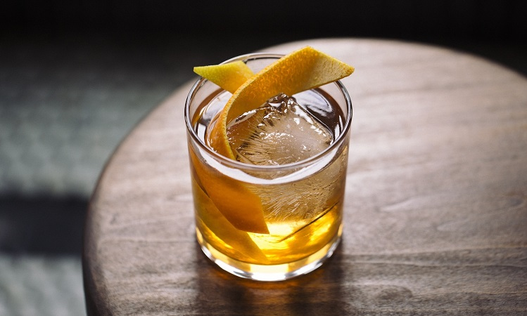 Abuela's Old Fashioned
