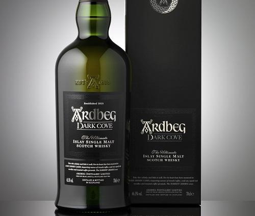 Ardbeg Dark Cove whisky