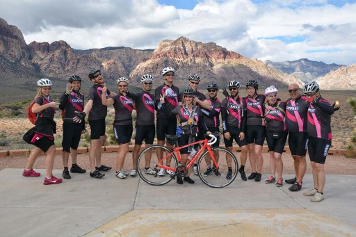Negroni Week Cyclists Hit the Road to Fight Breast Cancer