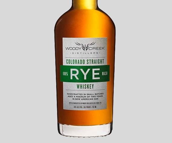 woody creek rye whiskey