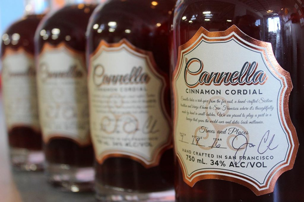 Cannella Spirits Brings Sicily to San Francisco
