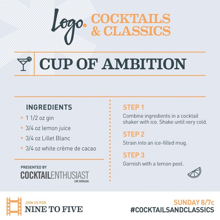cup of ambition recipe