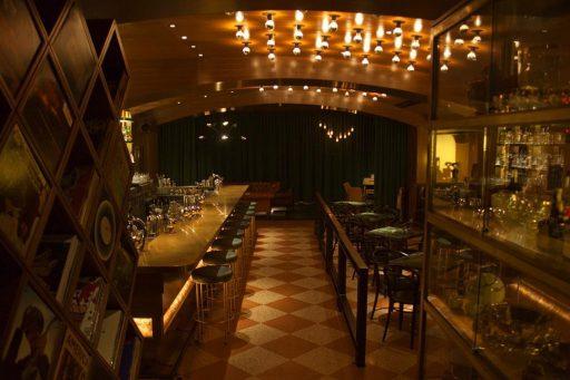 Midnight Rambler in the Joule Hotel, Dallas
