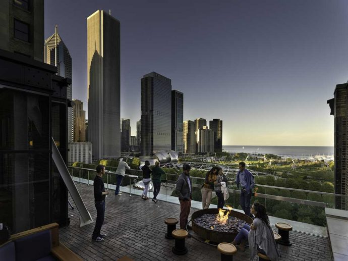 Best Rooftop Bars Hell S Kitchen