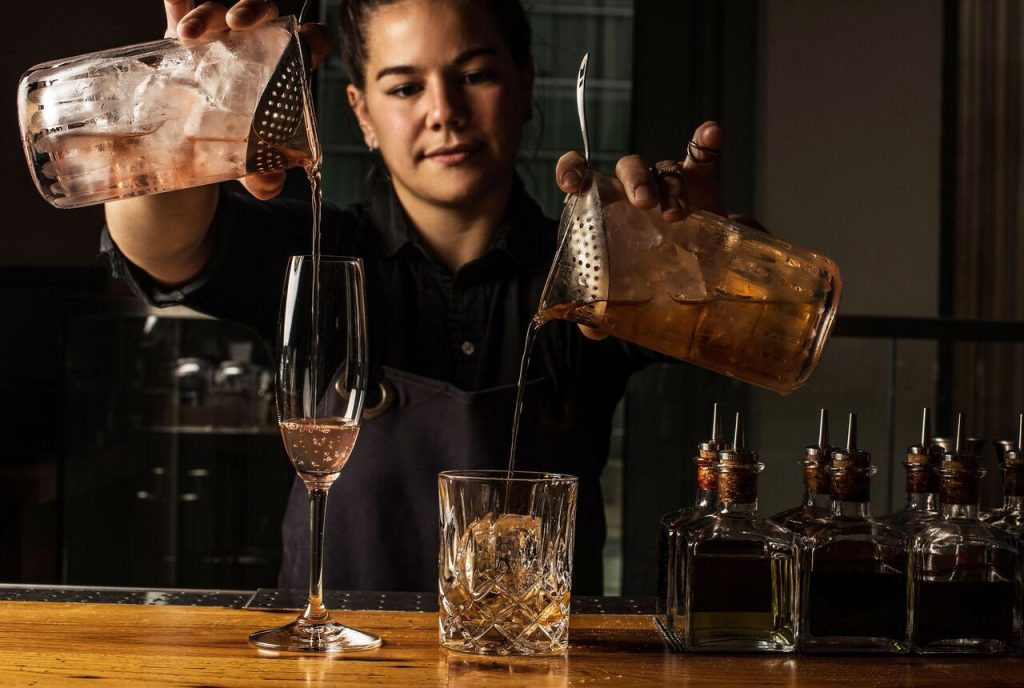How Julia Momose Masters the Craft of the Cocktail