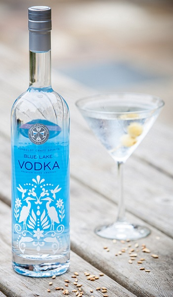 blue lake vodka